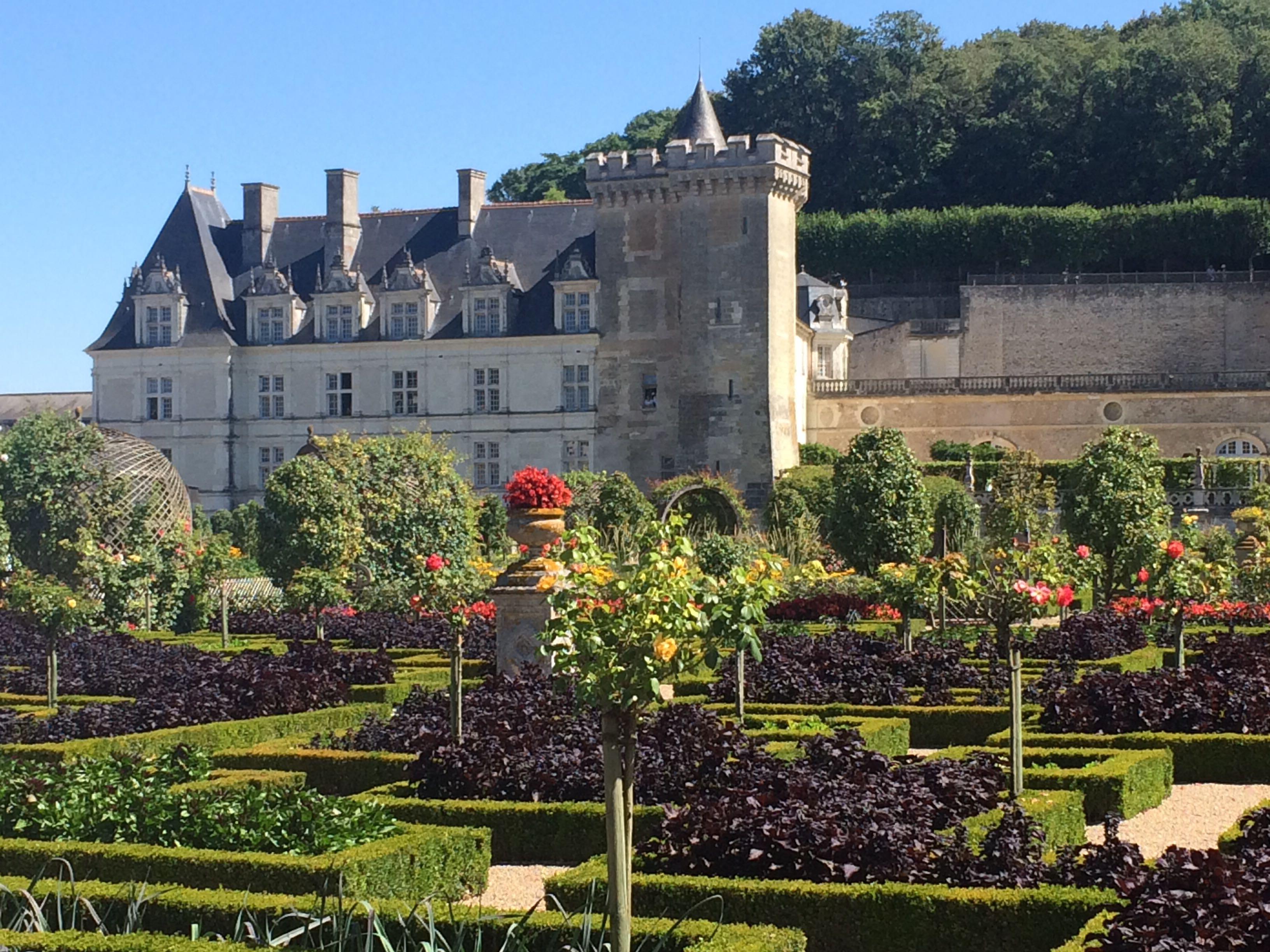 Nos châteaux